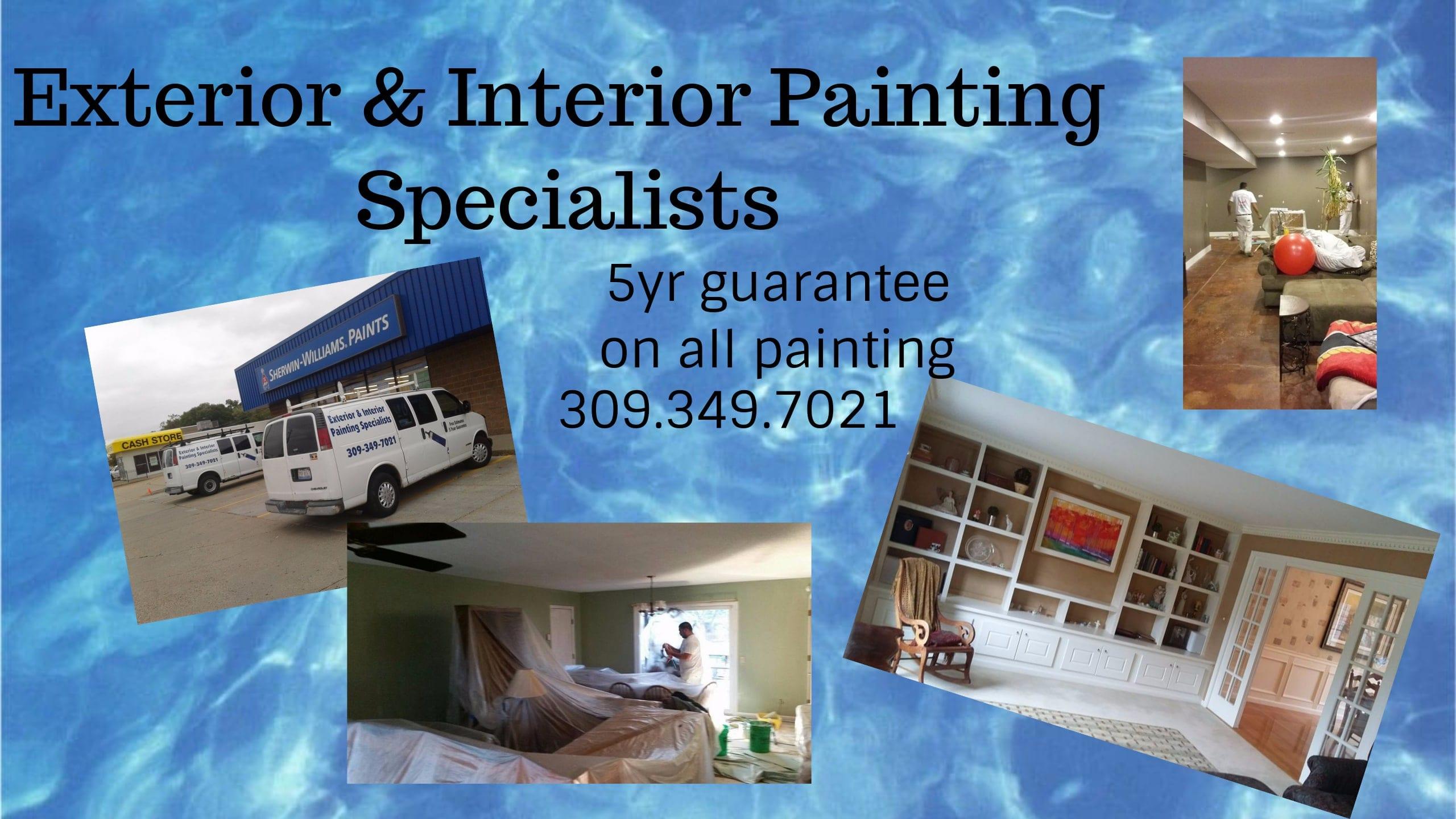 1 Cabinet Painters